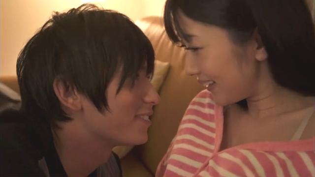 東惣介と大槻ひびきの女性向けシルクラボアダルト動画surprise
